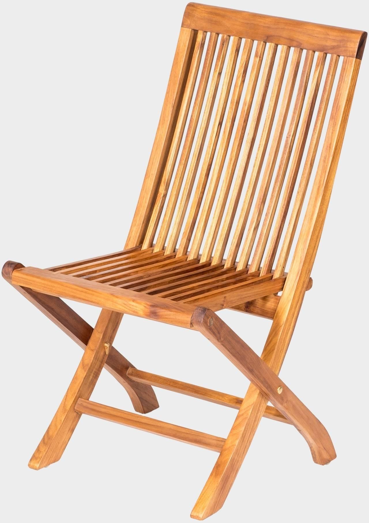 Zahradní skládací židle PINA
