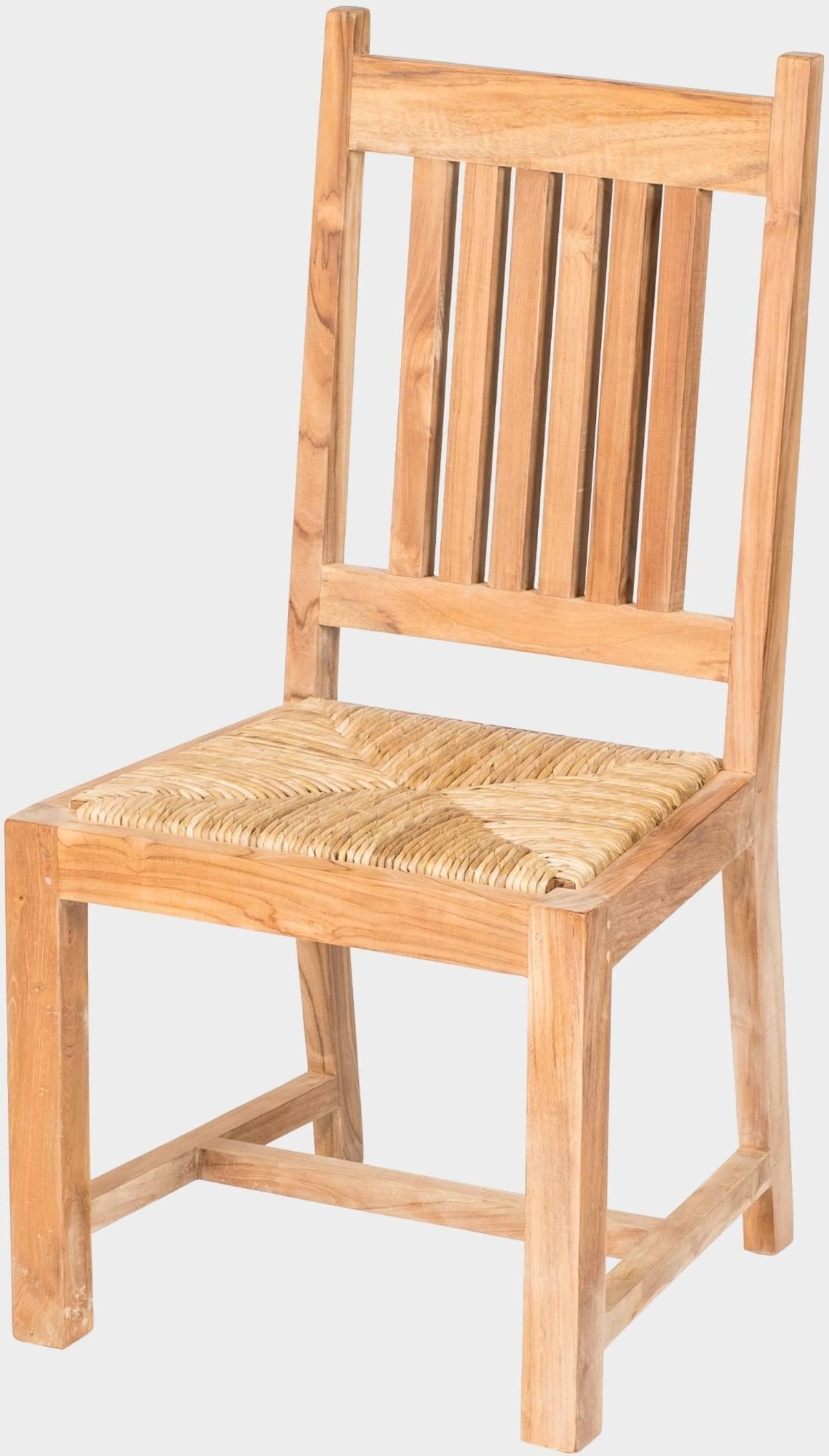 Zahradní teaková židle NANDA