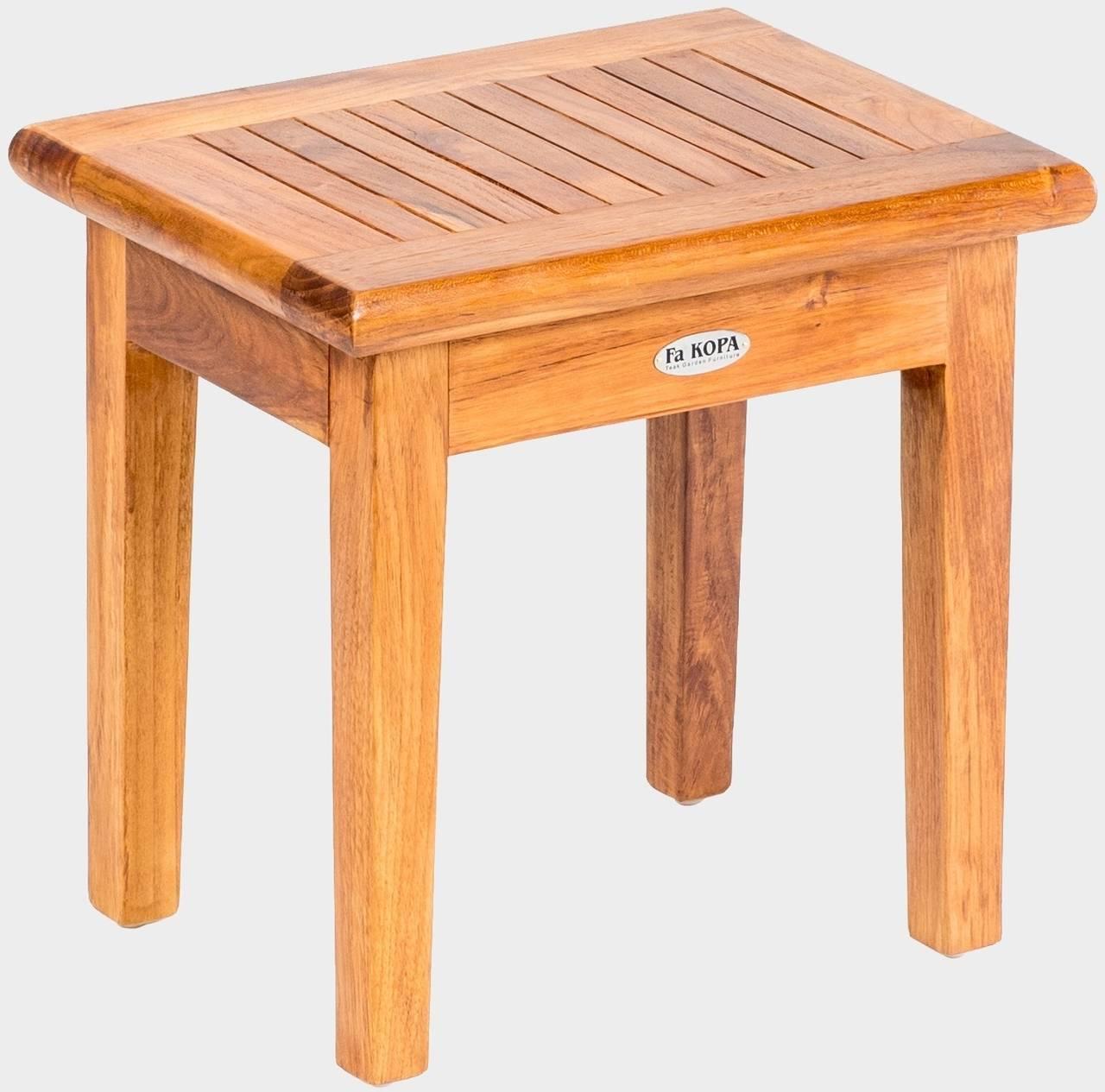 Teaková stolička PAOLO