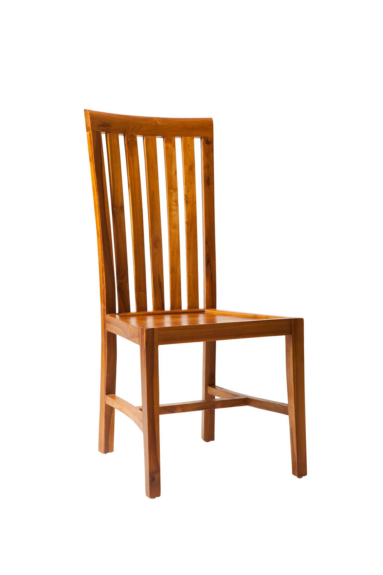 Masivní židle Bolero