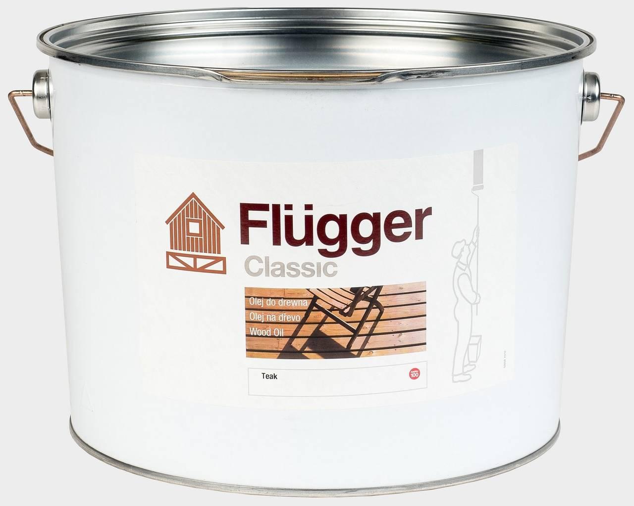 Ošetřující olej FLUGGER - olej 10l