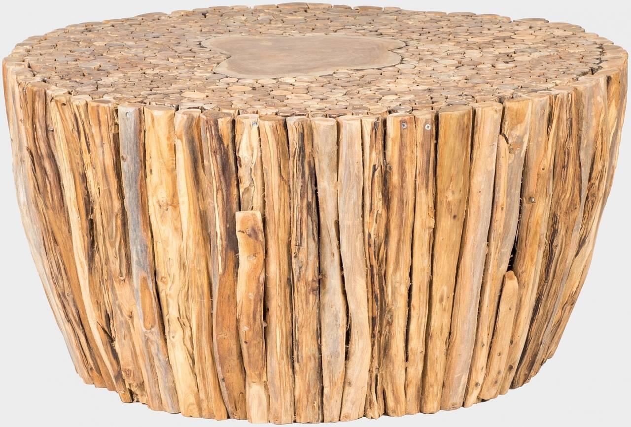 BRANCH - teakový stolek