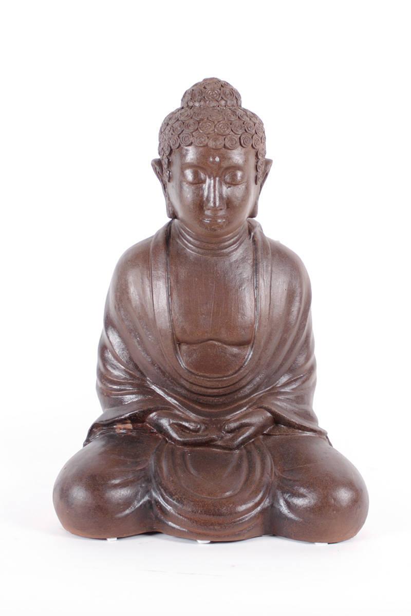 keramicky-buddha-hnedý
