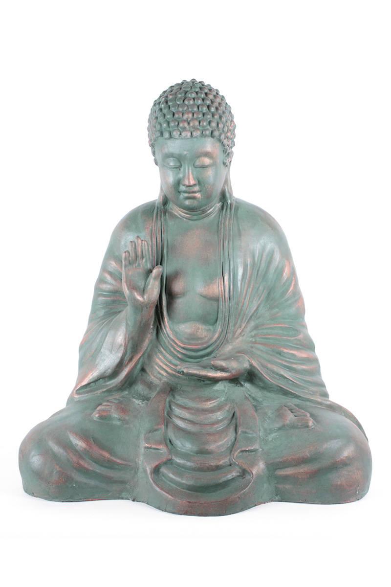 keramický-buddha-veliký-zelený