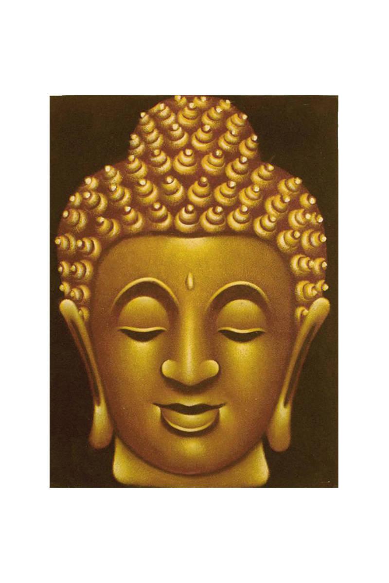 obraz-buddhovy-hlavy