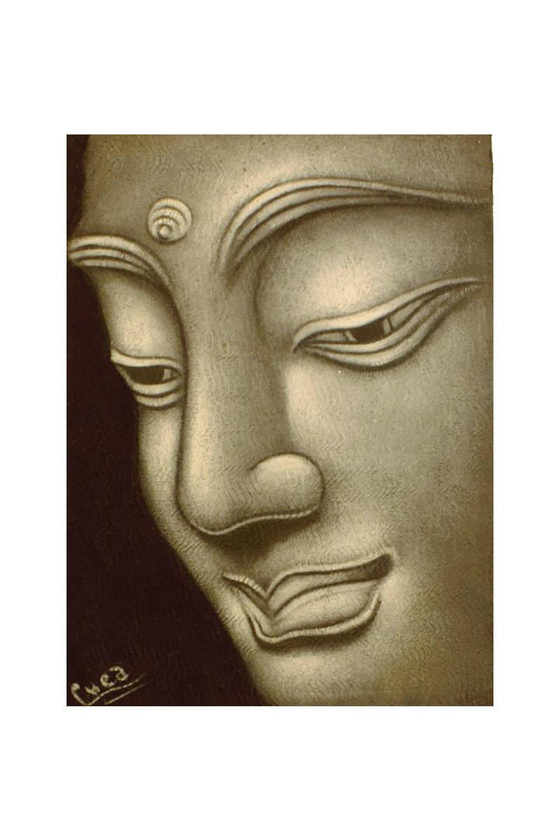 buddha-šedo-černý-malý