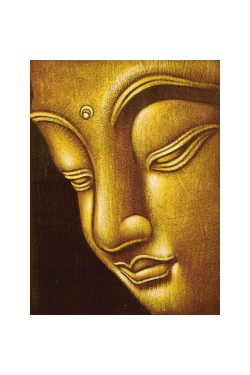 obličej-buddhy