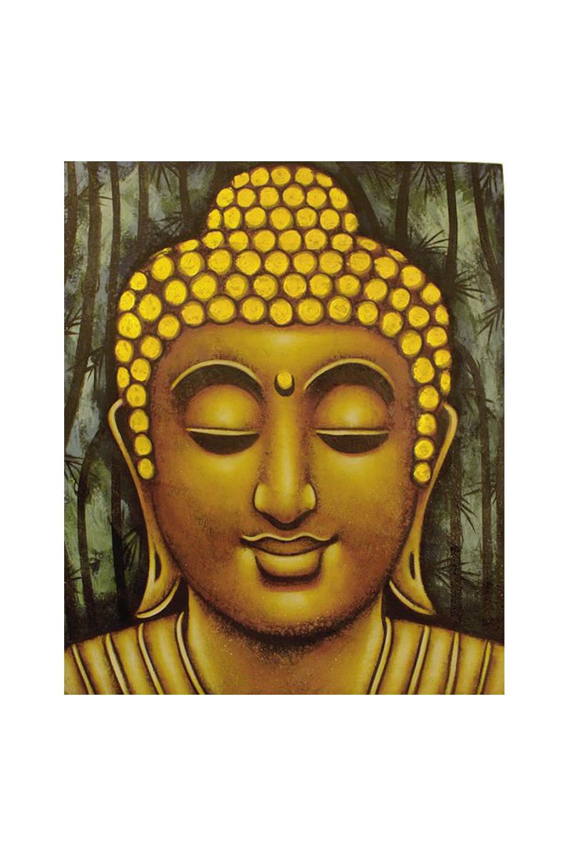buddha-v-pralese