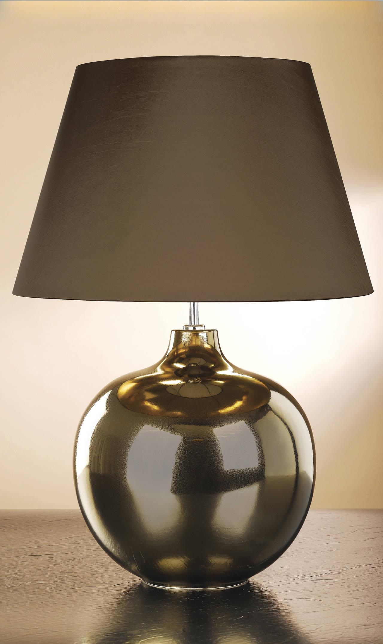 Stolní lampa ottoman