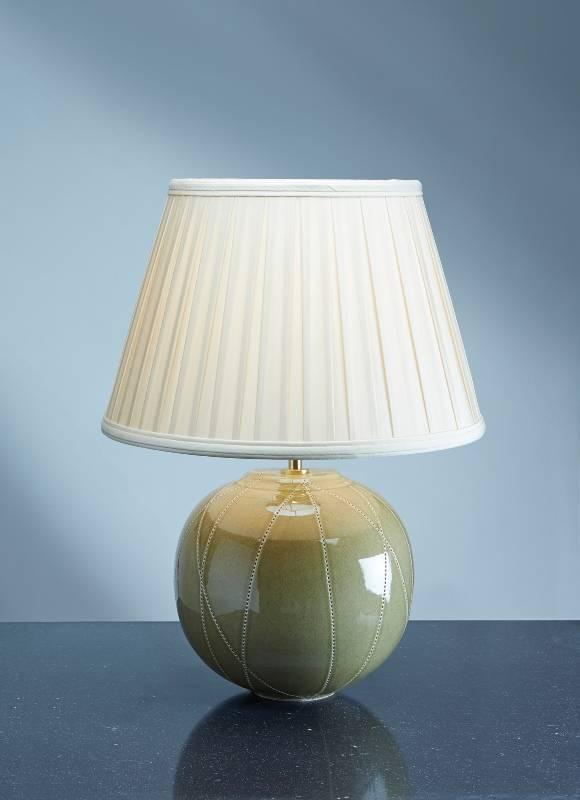 Stolní lampa canteloupe sm