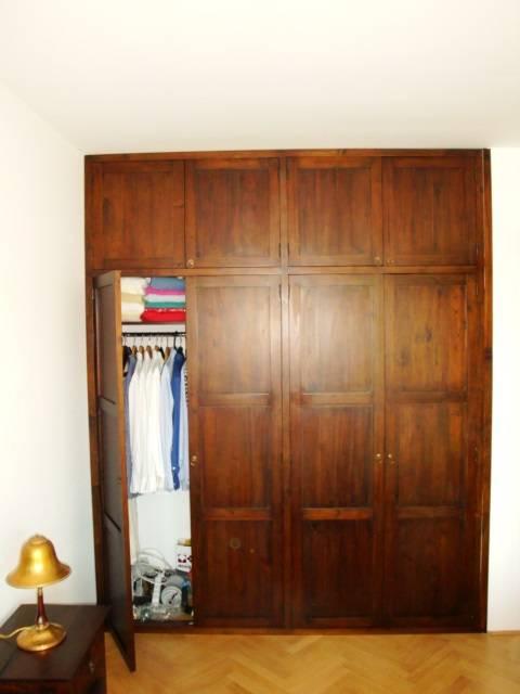 Vestavěná skřín 1