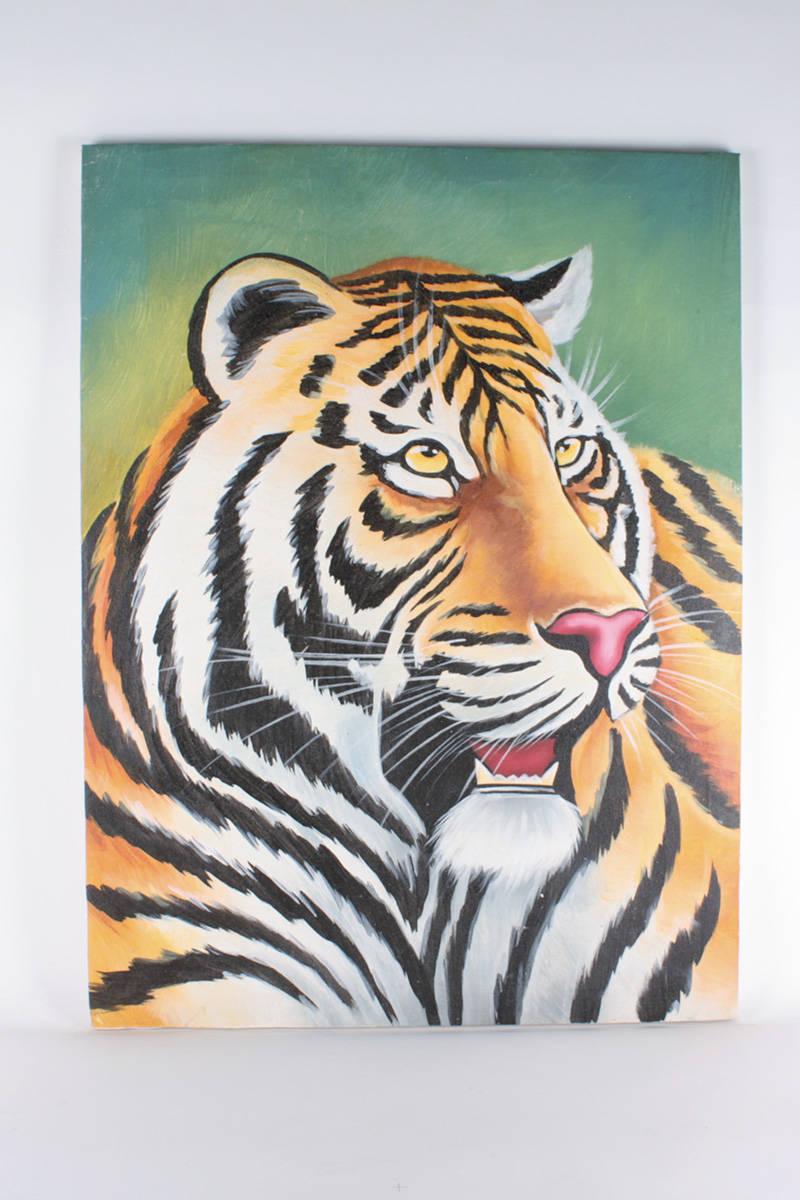 obraz-tiger-malovany
